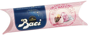 Baci Perugina, Nestlé's iconic premium chocolate, is launching a Ruby chocolate variant in the UK exclusively at Sainsbury's stores.