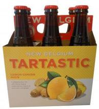 New Belgium Tartastic Lemon Ginger Sour Beer (US)