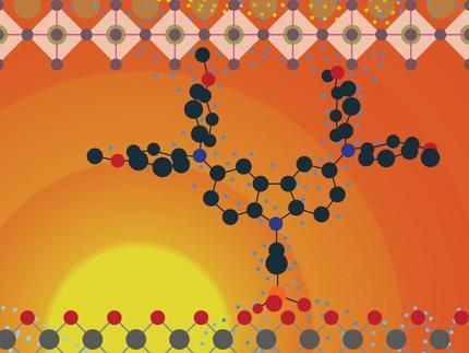 Selbstorganisierte Molekulare Monolagen Fur Effiziente Perowskit