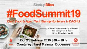 StartupBites #FoodSummit19 – by crowdfoods.com