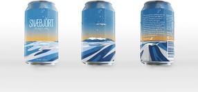 Vom isländischen Winter inspiriert: die neue Pale Ale Sonderedition von Icelandair.