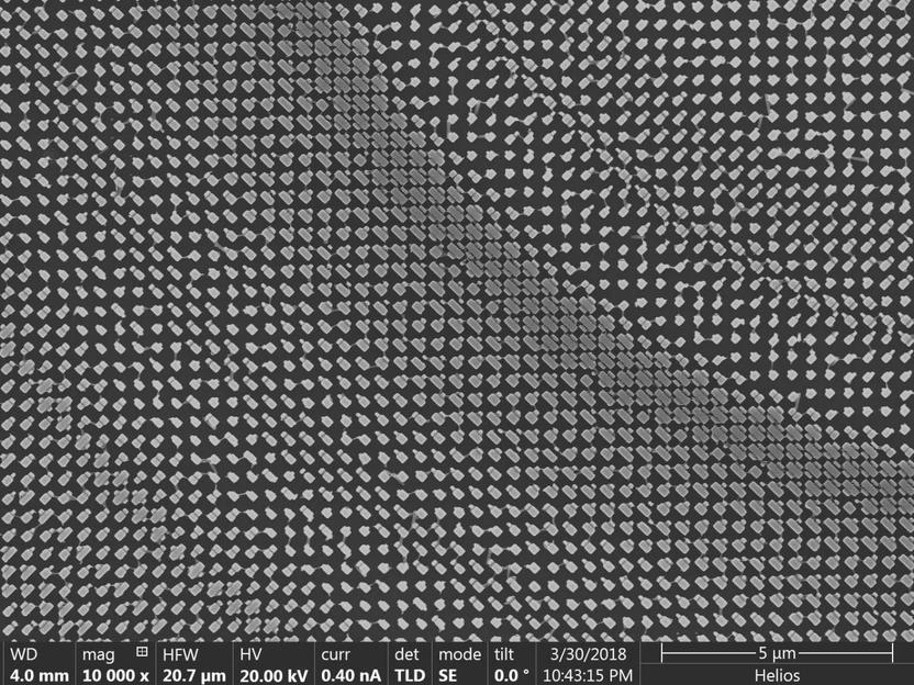 Breitbandige Achromatische Meta Linsen Fokussieren Das Licht