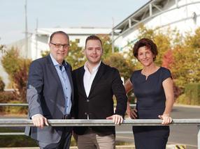 Geschäftsführung Kräuter Mix (von links): Christoph Mix, Bernhard Mix, Silke Wurlitzer