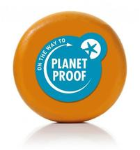 FrieslandCampina starts producing more sustainable PlanetProof cheese