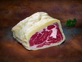 Deutschlands erstes Steak 14 Tage gereift in deutscher Markenbutter