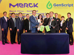 Merck To Collaborate with GenScript to Accelerate Cell and Gene Therapy Industrialization in China