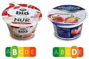 foodwatch-Vergleichstest: Lebensmittel im Ampel-Check