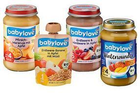 dm ruft aus Gründen des vorbeugenden Verbraucherschutzes verschiedene babylove-Artikel zurück