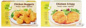 Die Migros ruft tiefgekühlte «Aha! Chicken Nuggets» und «Aha! Chicken Crispy» zurück