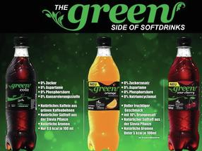 The Green Side of Softdrinks