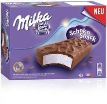 Der Milka Schoko Snack ist Produkt des Jahres