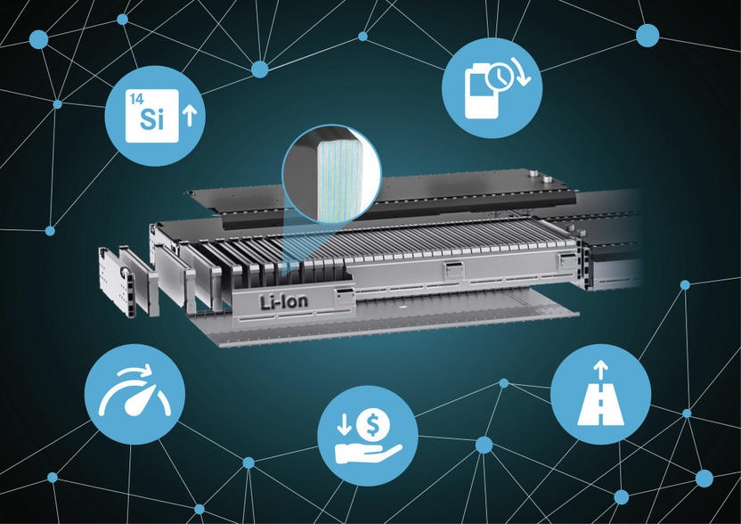 Nächste Batteriegeneration: Daimler beteiligt sich an Sila Nano
