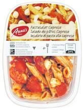 Aufgrund einer Kontrolle wurde festgestellt, dass sich im «Anna's Best» Pastasalat Caprese weisse Plastikstücke befinden können. Kundinnen und Kunden werden gebeten, den Pastasalat nicht mehr zu verzehren.