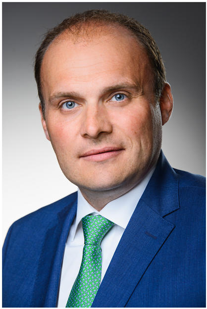 Florian Krückl becomes vice president of the Bodo Möller Chemie Group