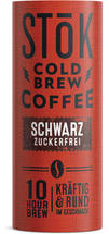 Viel mehr als kalter Kaffee: Danone bringt Cold Brew Coffee STōK auf den Markt