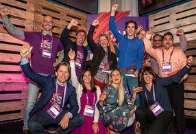 5 nuevas empresas reciben el premio Paint the Future