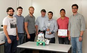 Sieger im 99-€-Bioreaktor-Wettbewerb gekürt