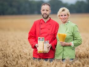 Wachstum dank Bio: Reinhold und Domenica Müller setzen auf Nachhaltigkeit, Regionalität und eine biologisch betriebene Landwirtschaft.