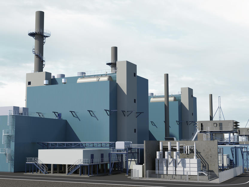 Evonik's new natural-gas power plant will end coal-fired