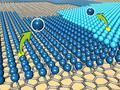 Los catalizadores de celdas de combustible Platinum-graphene muestran una estabilidad superior al platino a granel