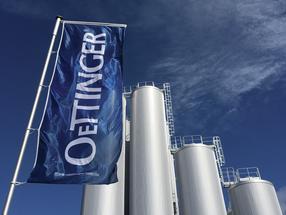 Die Drucktanks stehen - OeTTINGER Brauerei Mönchengladbach fit für die Zukunft