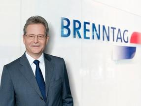Christian Kohlpaintner to become new CEO of Brenntag AG