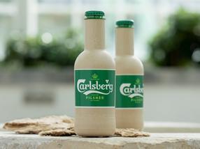 Carlsberg veröffentlicht das neueste Green Fibre Bottle Update.