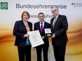 Bundesehrenpreis für Haus Rabenhorst
