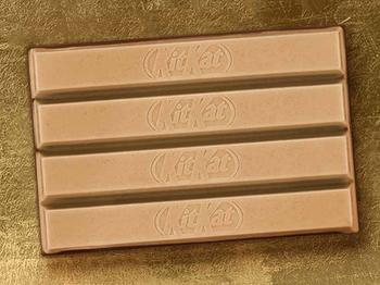 KitKat launches global gold rush
