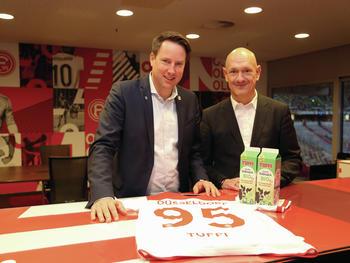 TUFFI wird Familienpartner von Fortuna Düsseldorf