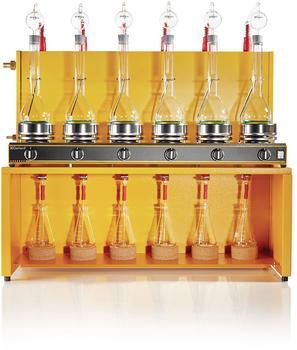 Klassischer Destillierapparat