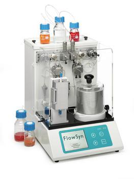 Caption FlowSyn flow chemistry system