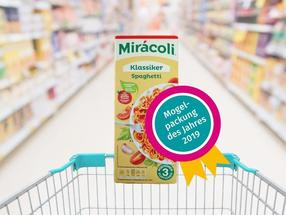 Mirácoli ist »Mogelpackung des Jahres«