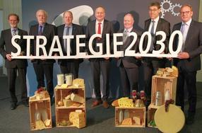 Vertreter der deutschen Milchbranche haben die gemeinsame Strategie 2030 erarbeitet und heute anlässlich der Internationalen Grünen Woche vorgestellt.