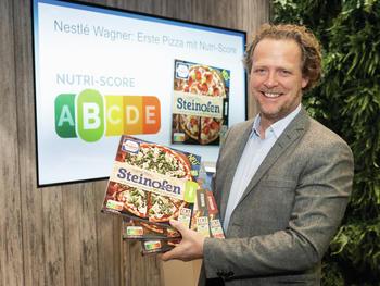Thomas Göbel, Geschäftsführer bei Nestlé Wagner