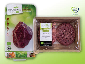 "Vion introduces organic product line ""Der Grüne Weg"" on German market"