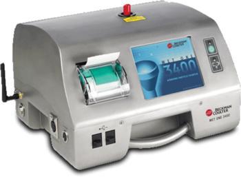 MET ONE 3400 – der schnellste Luftpartikelzähler