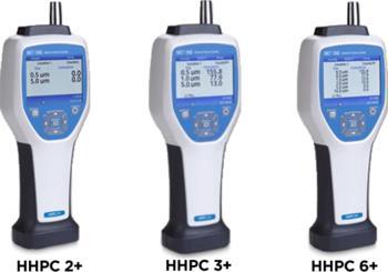 Luftpartikelzähler der HHPC+ Serie