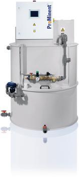 Polymeransetzstation Ultromat® ULFa (Durchlaufanlage)