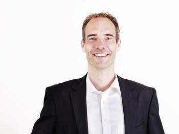 Stefan Knecht, Vorstandsvorsitzender der LUMITOS AG