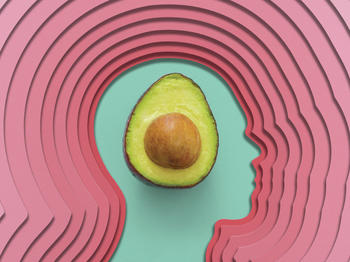 Study: Daily avocado consumption improves attention in persons with overweight, obesity