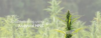 Cannabinoid purification using preparative HPLC