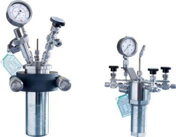 Berghof high-pressure reactors BR