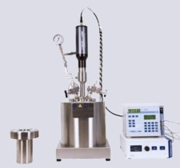 Novoclave – bereits im Standard bis 500bar und 500°C