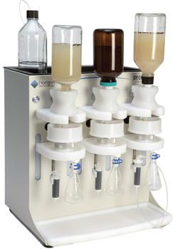 Less chance of emulsions, providing more predictable and increased productivity