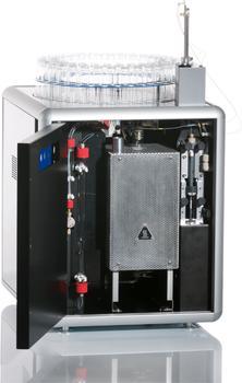 Die resourcenschonende SALTTRAP Matrixabscheidung sorgt für lange Lebensdauer und geringe Betriebskosten, selbst bei Messung konzentrierter Salzlösungen.
