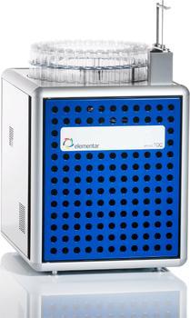 Komfortable TNb Messung mit optionaler EC-Zellentechnik oder einem modernen, integrierten Chemilumineszens-Detektor (CLD).