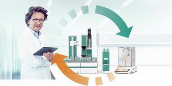 Metrohm und Sartorius: zwei Hersteller, eine digitale Analysenplattform – OMNIS.