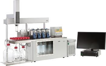 PVS, das mikroprozessorgesteuerte Viskosimeter von LAUDA Scientific