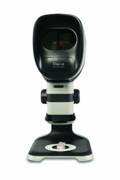 Since no microscope eyepieces are required, the operator can work fatigue-free and more comfortably.